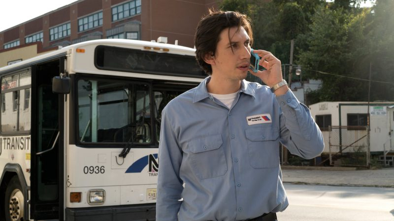 """Paterson poetic bus driver Image from the movie """"Paterson"""""""