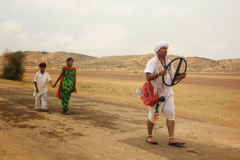Dhanak road trip movie