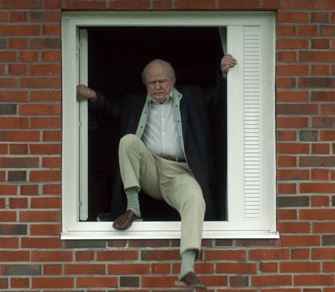 The 100 Year-Old Man who Climbed Out the Window and Disappeared