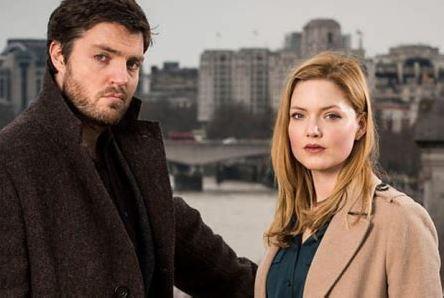 C.B. Strike British TV crime drama mini-series