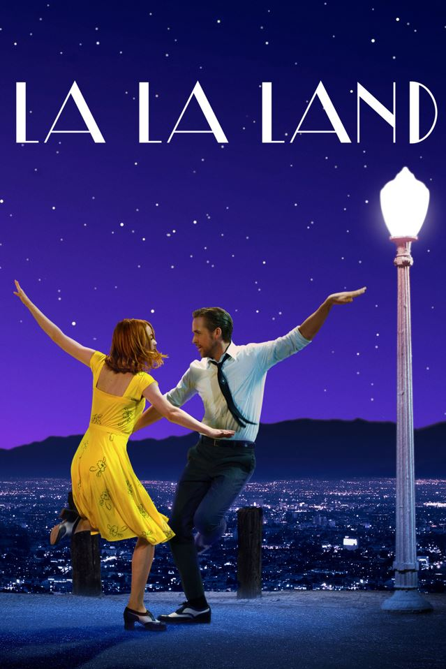 SITR (Singin in the Rain) and La La Land