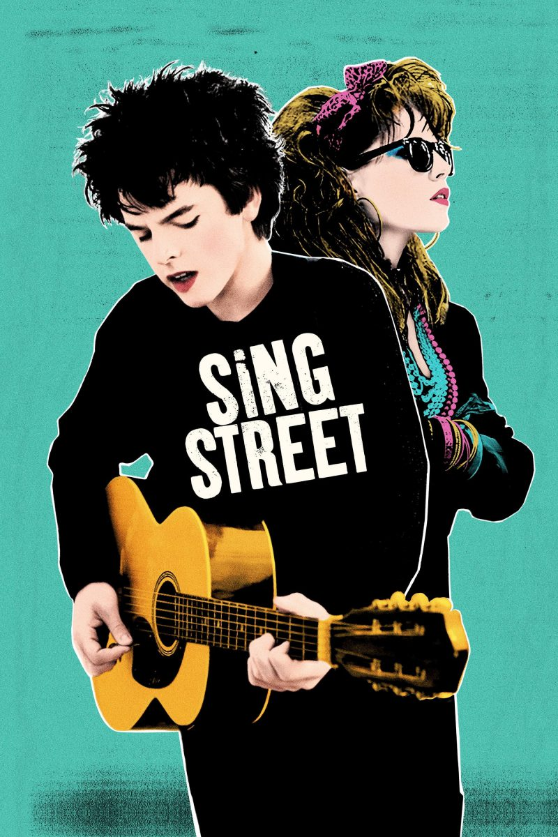 """Poster for the movie """"Sing Street"""""""