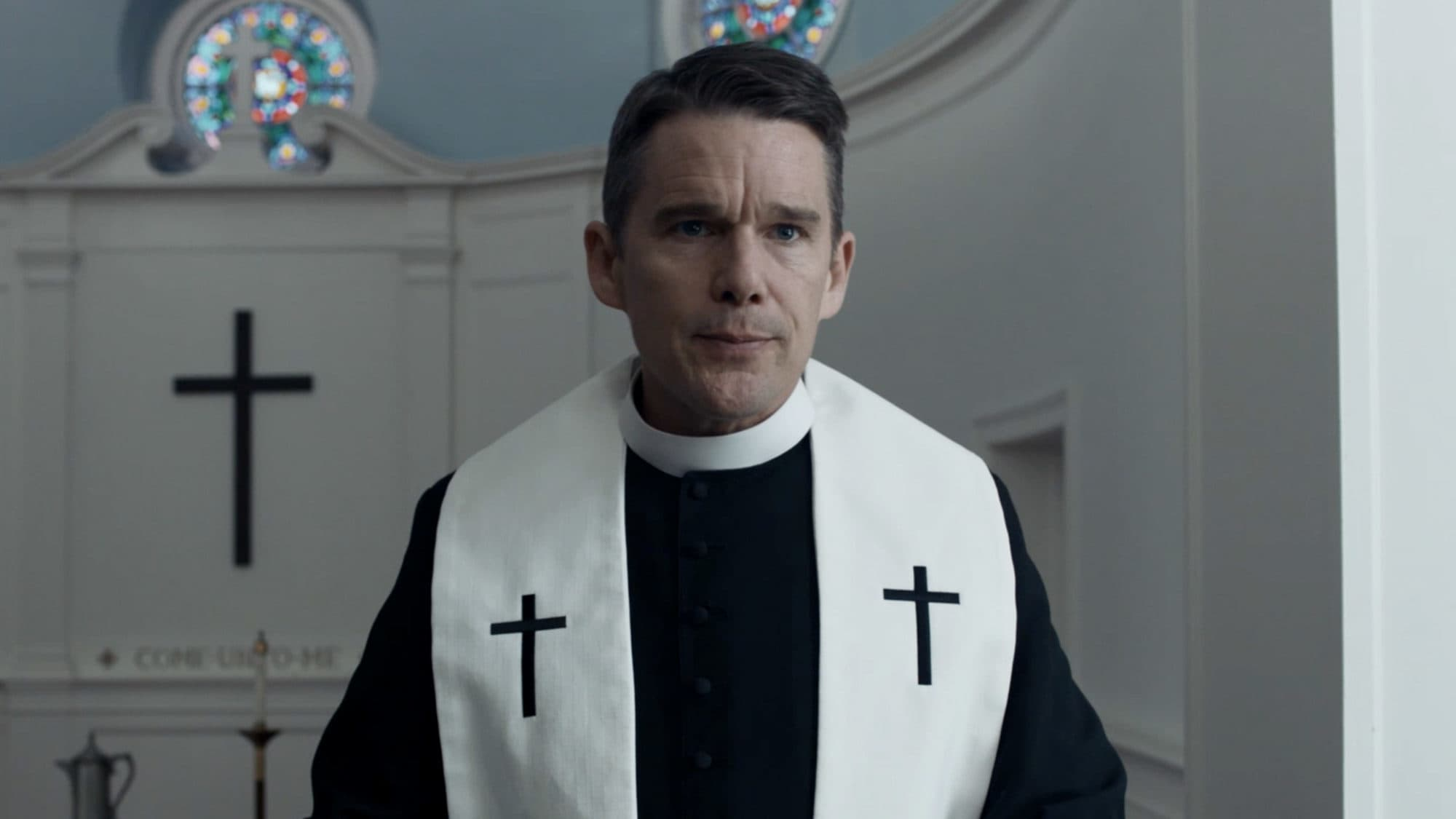 First Reformed a drama by Paul Schrader
