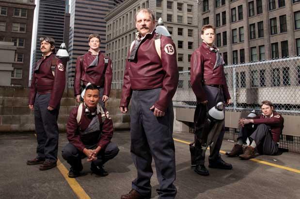 Rocketmen Seattle web series