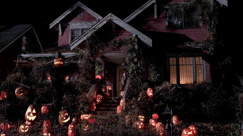 """Image from the movie """"Trick 'r Treat"""""""