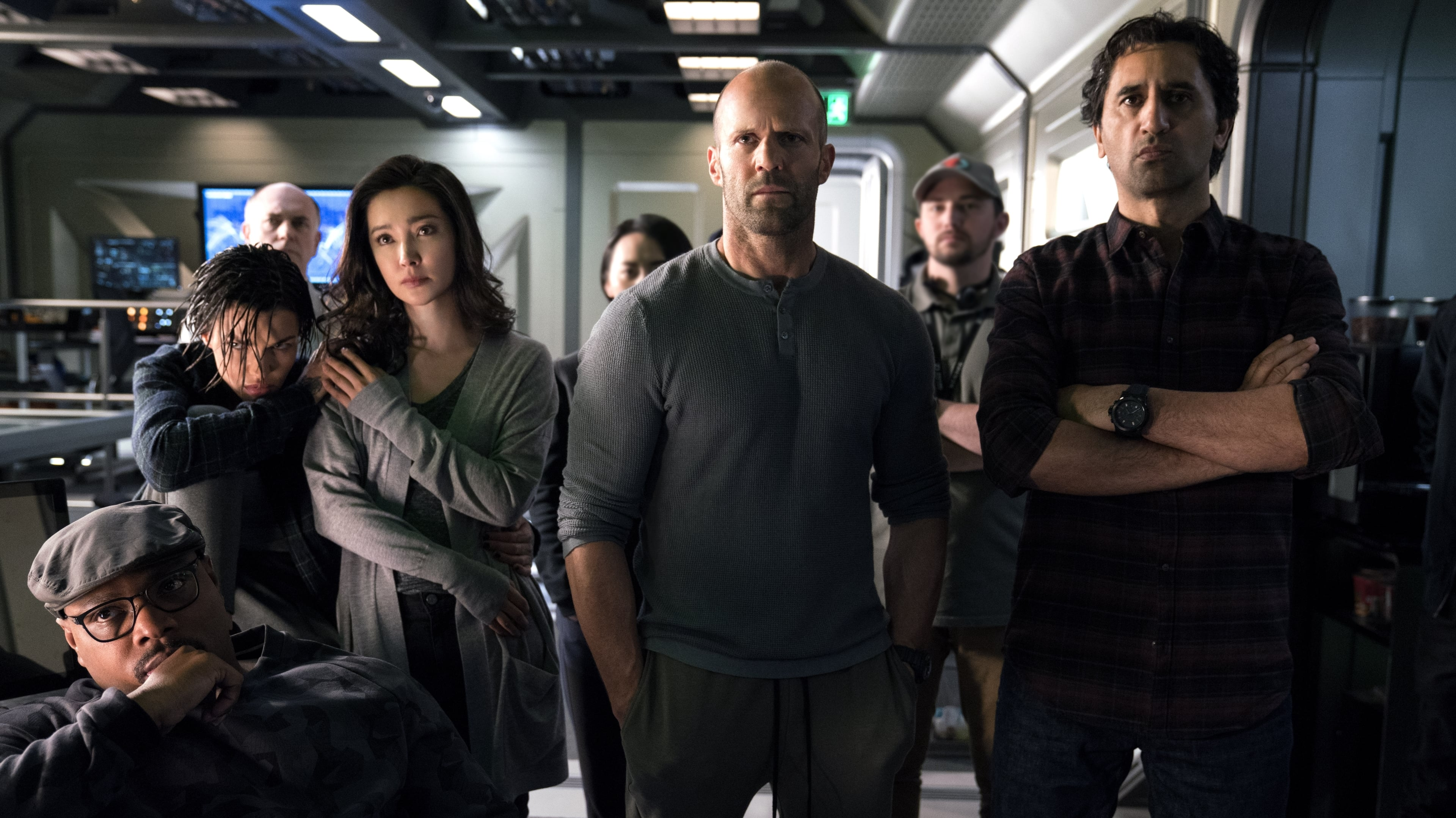 "Image from the movie ""The Meg"""