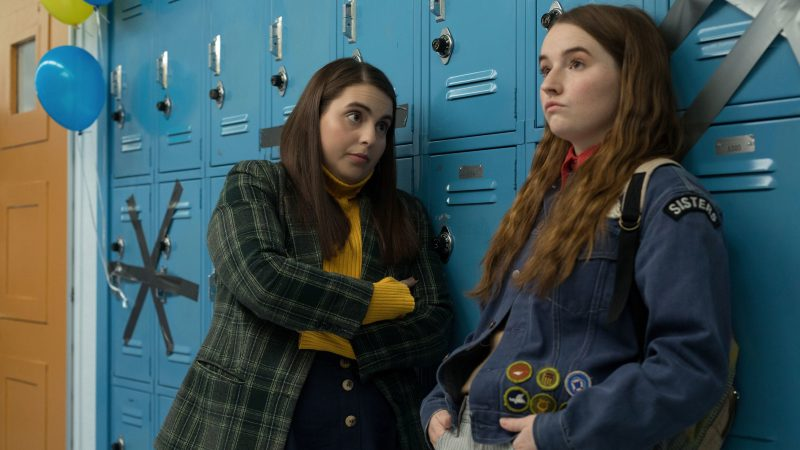 "Image from the movie ""Booksmart"""