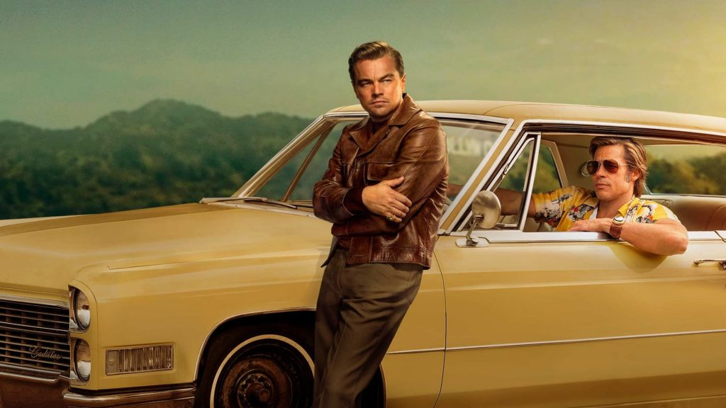 Once Upon a Time ... in Hollywood is a fairy tale