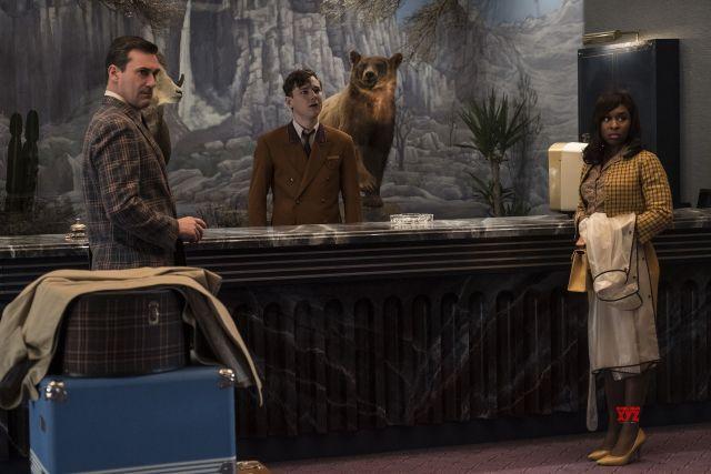 Bad Times at the El Royale horror/thriller