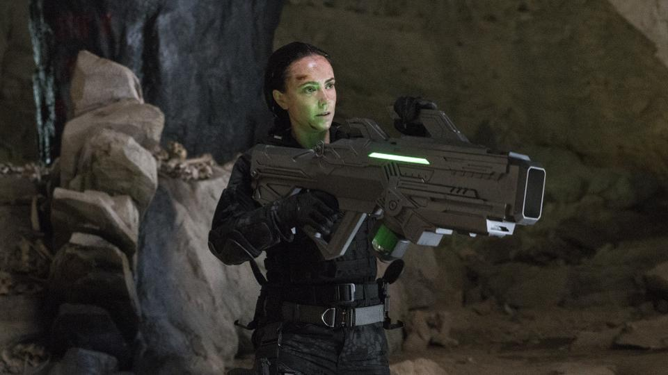 Doom: Annihilation a 2019 film