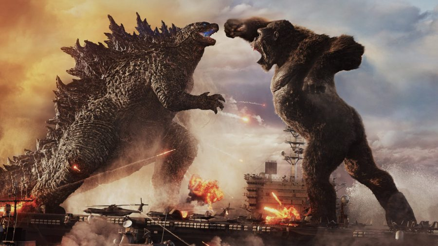 monster Godzilla vs. Kong