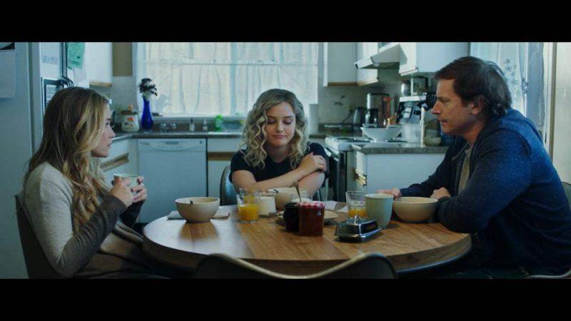 Spontaneous is a teen horror-comedy film